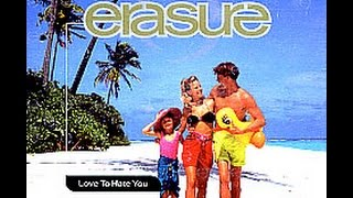 ERASURE☠LOVE TO HATE YOU☠LIVE☠by MIЯCOMALE®☠WIDE HD