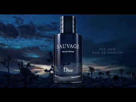 Dior Sauvage Eau De Parfum Youtube