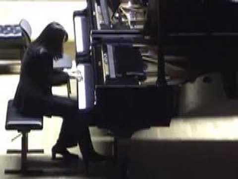 Nami EJiri Liszt Sonata h-Moll Part 3