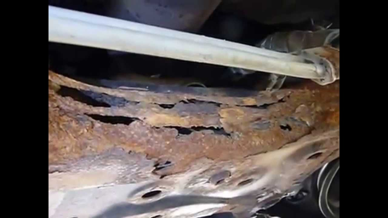 Dangerous Dodge Rotted Rusted Subframe In Your Caliber