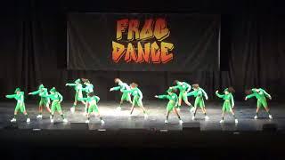 Frog Dance 2018 Junior 12 Ready Go