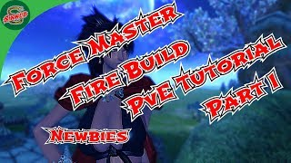 Download Blade Soul Force Master Ice Build Basic Dps Guide Howtoplay