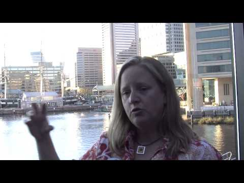 Laura Bankey talks about the Chesapeake Bay's health