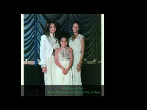 The Jackson Family Sisters:Rebbie Jackson LaToya Jackson Janet Jackson:The Jackson Family Sisters