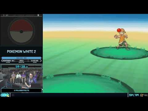 Pokemon White 2 By PulseEffects In 3:40:17 - GDQx 2019