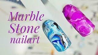 💅💅 Stone Nails 💅💅 :: Marmurek #3 :: Nailart by Natalia