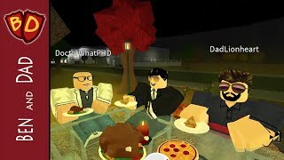 Doctor What's Thanksgiving!   Roblox   Welcome to Bloxburg
