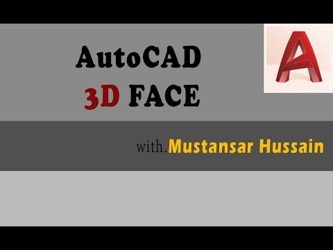 autocad-understanding-3d-face.