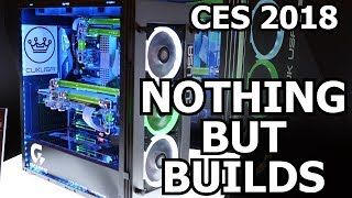 The Best Custom Builds & Mods of CES 2018!