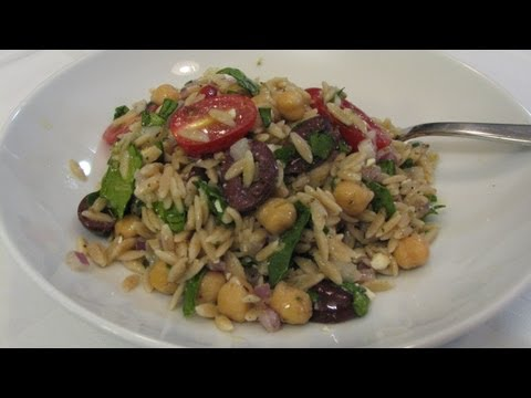 Mediterranean Orzo Salad Lynn's Recipes