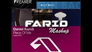 Daniel Kandi vs. Yuri Kane - Piece of Me Right Back (Farid Mashup) [FREE download]