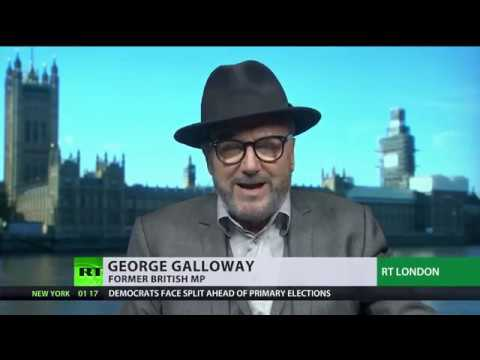 George Galloway: Support for Nigel Farage is the UK voters\' way of demanding Brexit