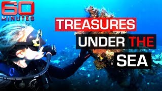 Paradise lost after nuclear tests on island of Bikini Atoll | 60 Minutes Australia