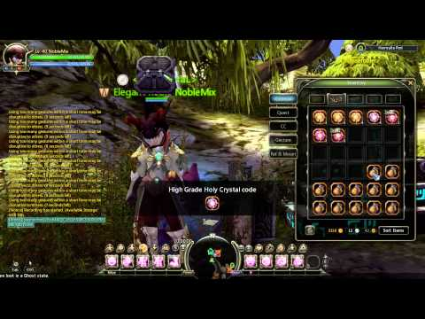 Dragon Nest SEA Opening 30 Potential Pouch(High Grade)