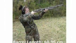 Beretta SSO6  .458 Winchester Magnum Shotgun Tech Details & Features