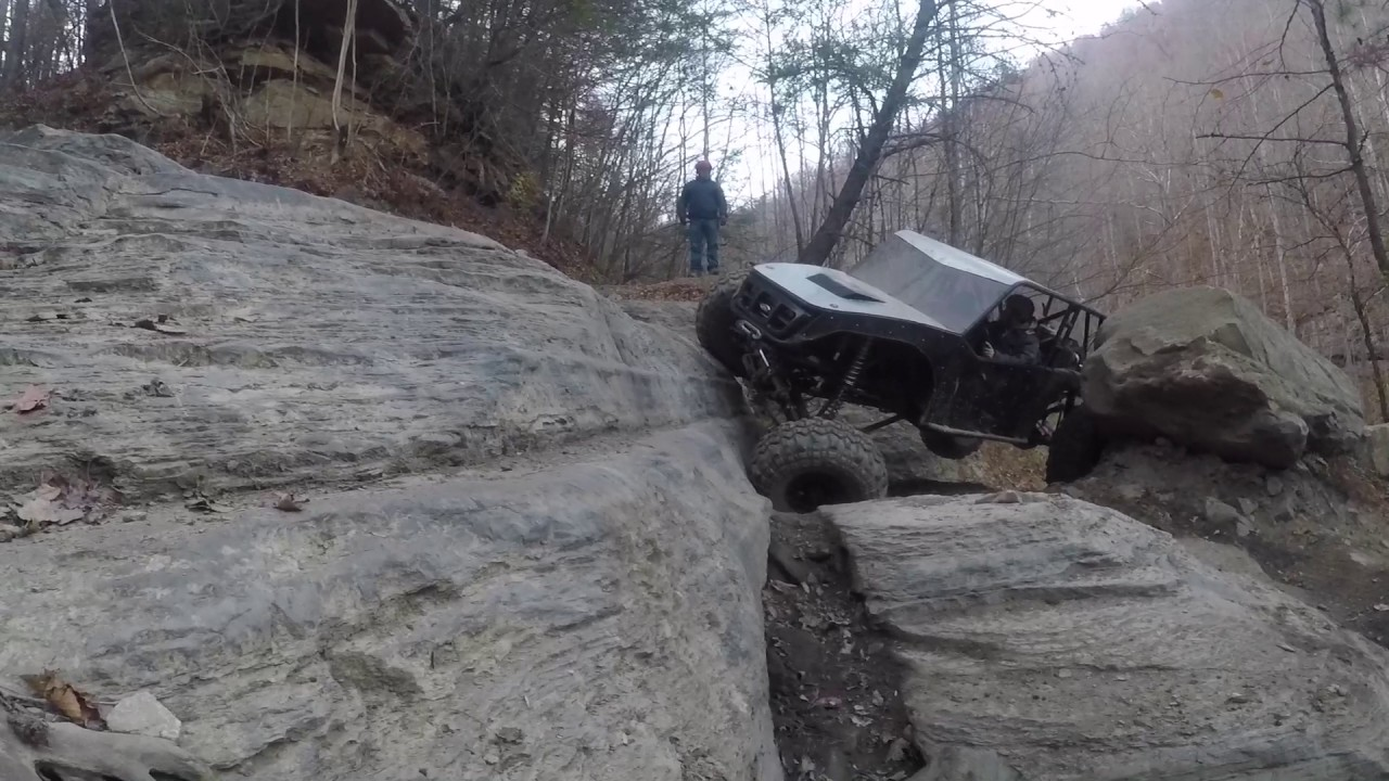Flexing At Black Mountain Off-road Park