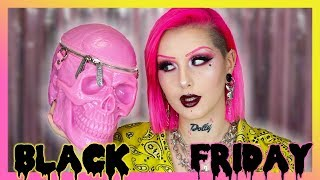 BLACK FRIDAY HAUL 2019 🖤 | Lime Crime, PLT, Asos & KillStar
