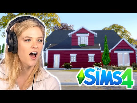 Single Girl Remodels Her Children's Home In The Sims 4 thumbnail