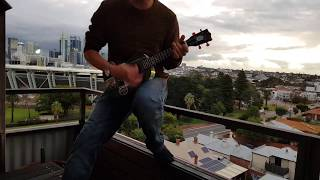 Dancing on My Own Robyn Calum Scott ukulele cover