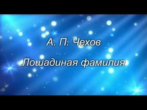 Изображение предпросмотра прочтения – «Школа 6» представляют буктрейлер кпроизведению «Лошадиная фамилия» А.П.Чехова