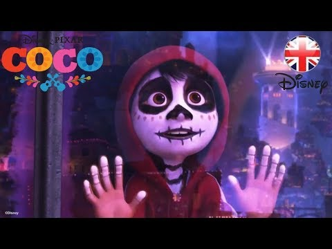 Coco New Uk Trailer Official Disney Uk Youtube
