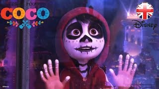 Welcome to the land of the dead... Coco hits UK cinemas on the 13th...