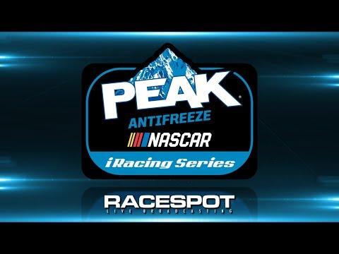 NASCAR PEAK Antifreeze iRacing Series   Round 13 at Texas