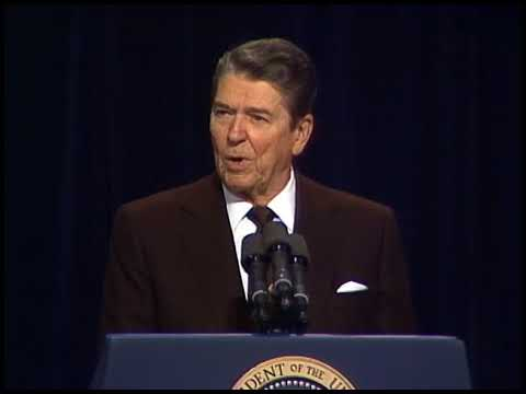 President Reagan's Remarks to the World Affairs Council of Western Massachusetts on April 21, 1988