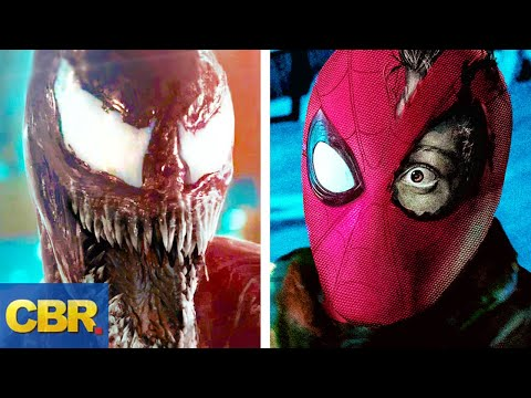 Why Spider-Man Can't Beat Carnage Alone
