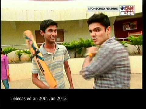 IBN CNN Live - Shining B-schools of Inida