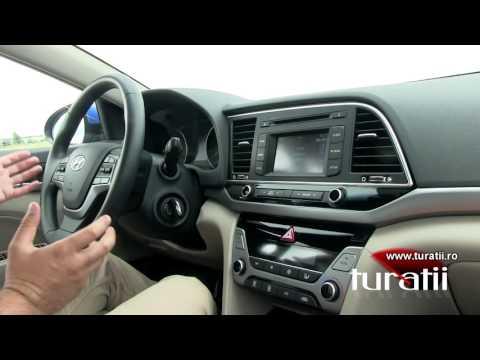 Hyundai Elantra 1.6l CRDi explicit video 2 of 3