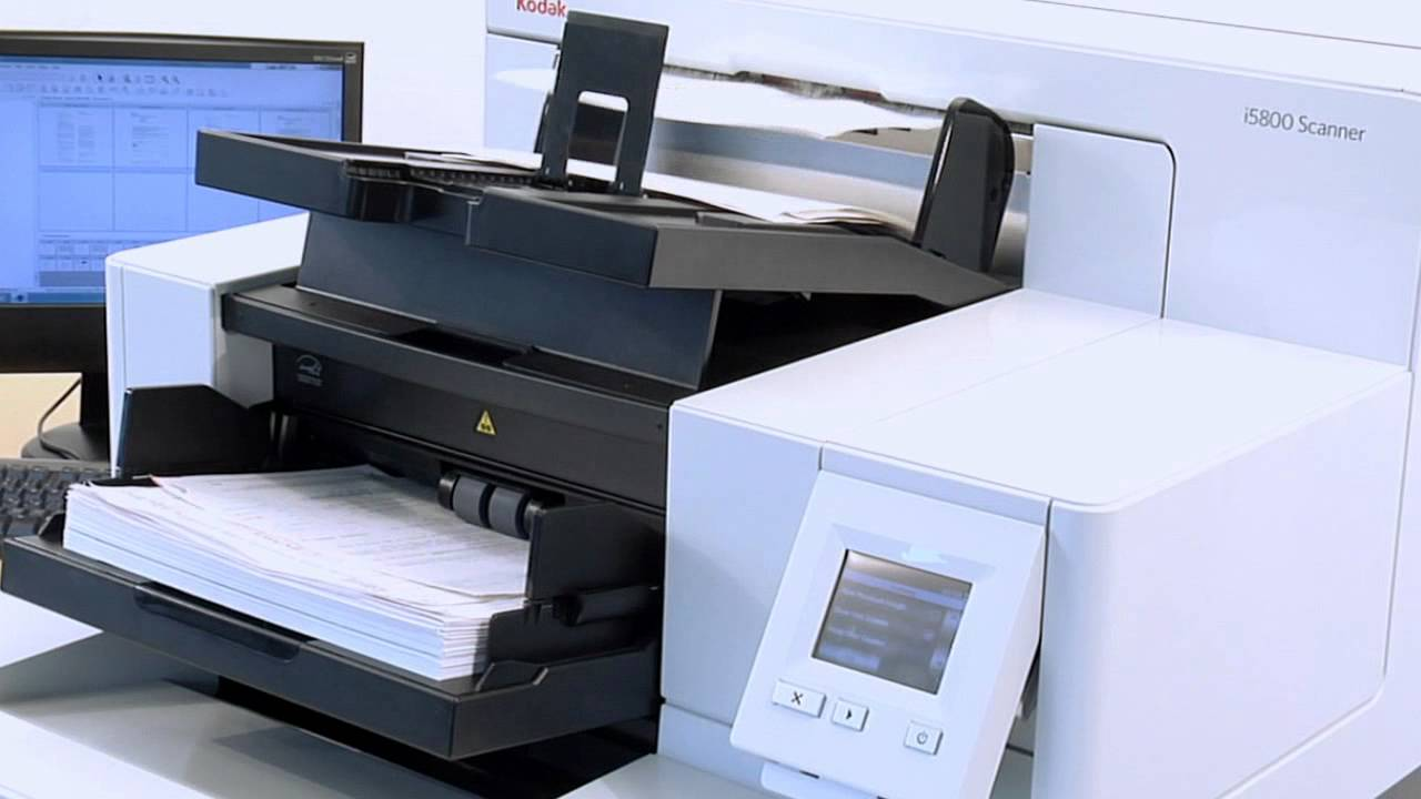 KODAK i5800 Scanner 64Bit