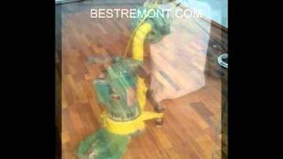 видео Как восстановить старый паркет: вопросы ремонта квартир.