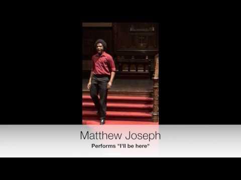 Matthew Joseph live in Concert