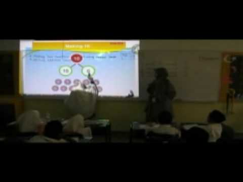 Interactive Whiteboard Lesson in 5 minutes