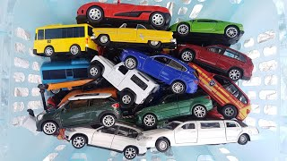 Box Full Of Toys McQueen Cars Disney and more Cars