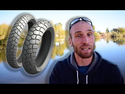 Let's Talk Tires - What I've Tried And What I Like (Shinko 705/805, Anakee Wild/Adventure)