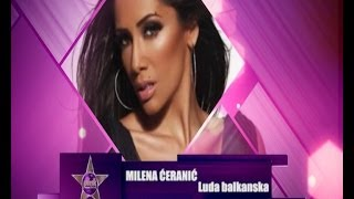 Repeat youtube video Milena Ceranic feat. DJ Kizami & DJ Marchez - Luda balkanska // PINK MUSIC FESTIVAL 2014