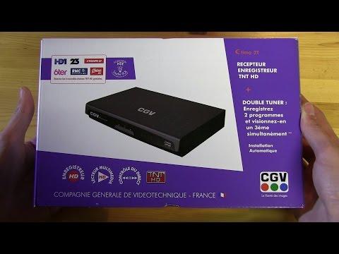 📺 CGV - Etimo 2T (TNT HD) / Présentation & Déballage [FR] 2016 thumbnail