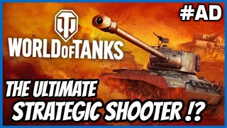 The Story of WORLD OF TANKS -  A look at the Ultimate Strategic Shooter !?