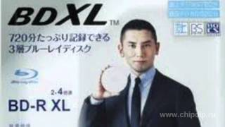 BDXL, a New Optical Recording Format