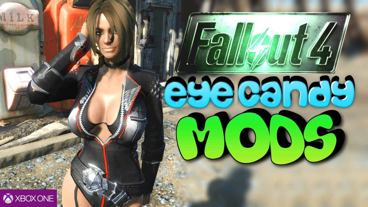 Fallout 4 Clothing Mods (XB1) TERA Officer's Outfit - CBBE