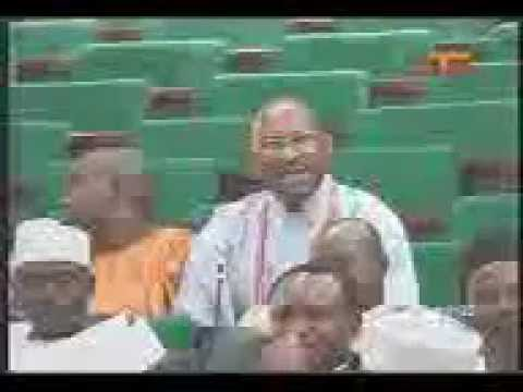 Honorable Patrick Obahiagbon Speech