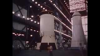 Apollo 13 Saturn V stacking (1969)