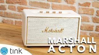 Marshall Acton Hands On und Einrichtung - Fetter Bass aus Bluetooth Lautsprecher