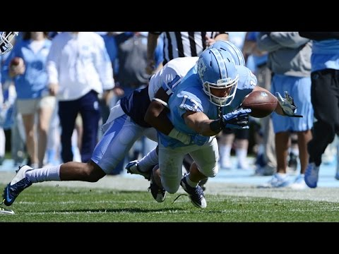 UNC Football: 2016 Spring Game Highlights