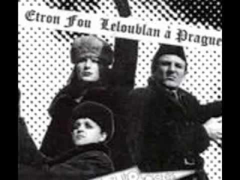 Etron Fou Leloublan - Gifle Hubert