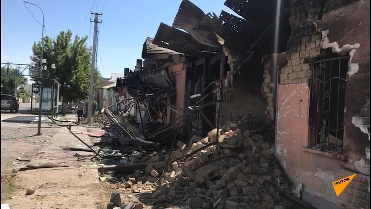 Арысь: Повреждены свыше семи тысяч домов
