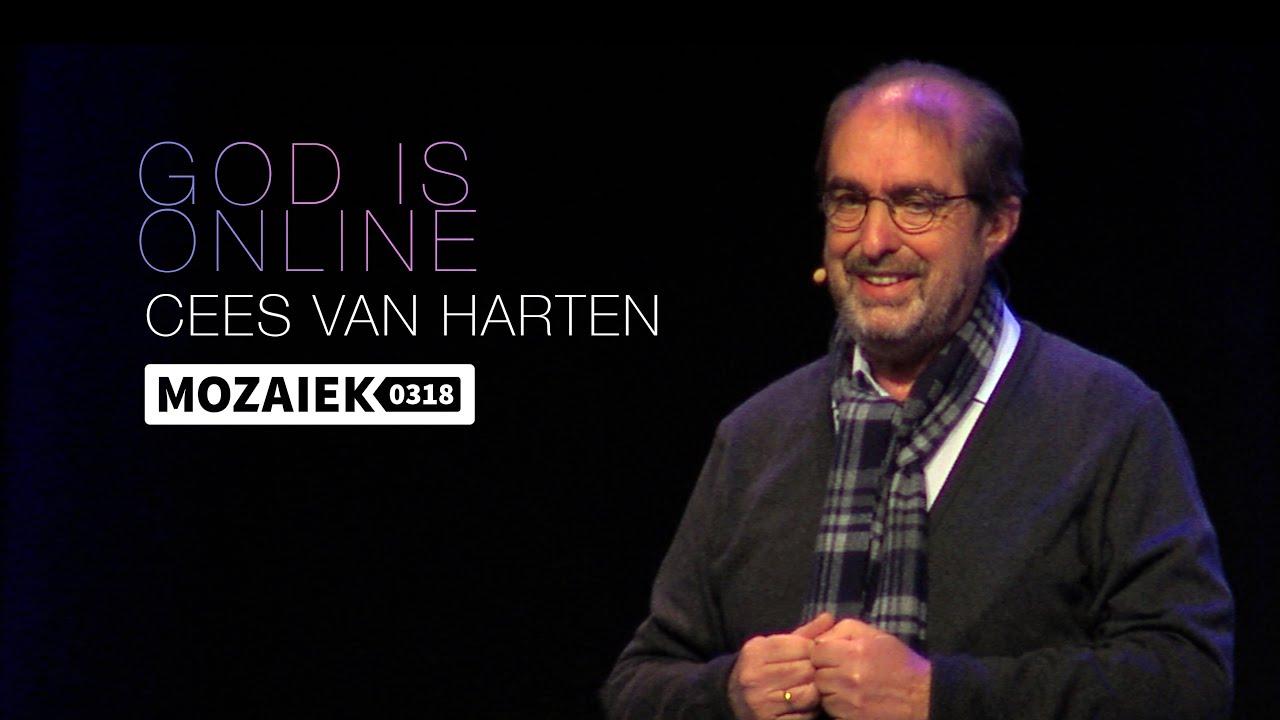 Preek: God is Online - Cees van Harten