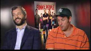 Comedy Masterclass with Adam Sandler and Judd Apatow